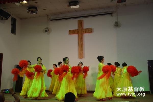 太原市基督教两会举办第八届福音杯赞美崇拜会