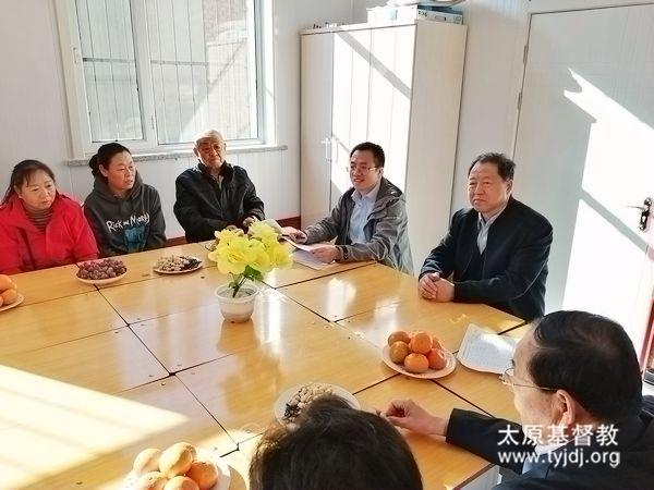 2020年山西省基督教两会按立考察(晋北片区)  工作顺利完成